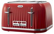 £25! Breville Impressions 4 Slice Toaster - Red - FREE DELIVERY