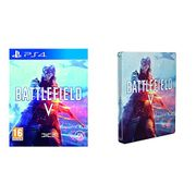 Battlefield V - Steelbook Edition PS4