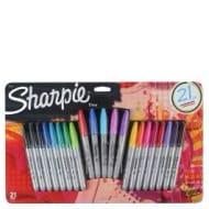 Sharpie Fine Pens - Pack of 21