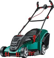SAVE £150 - Bosch Rotak 430 LI Cordless Lawnmower - 43cm Cut