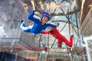 Deal Stack! Indoor Skydiving 41% Off + EXTRA £13 Off (2 People!)
