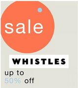 Whistles SALE - up to 50% Off