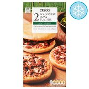 Bolognese Pizza Burgers 3 in 1 Just £1.70