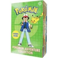 Pokemon Adventure Collection - 8 Book Box Set
