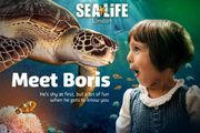SEA LIFE London Aquarium - Priority Entrance & 24hr Thames River Cruise Pass