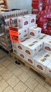 Carlsberg, Stella & Budweiser Cheap At Lidl