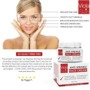 Face Cream with Matrixyl 3000 Reduces Signs of Ageing Vitamin C Hyaluronic Acid