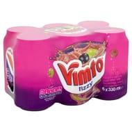 Vimto Sparkling Fruit Flavour Drink 6 X 330ml