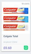 Colgate Total Any Kind 125ml