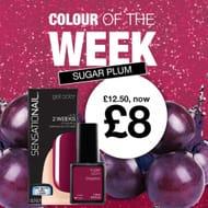 Colour of the Week - Sugar Plum