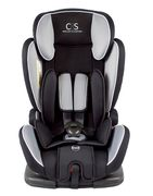 Cozy N Safe Olympus Group 1/2/3 Reclining Car Seat - Black / Grey