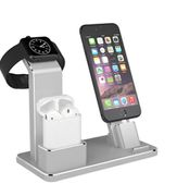 4-in-1 Charging Station for Apple Watch, iPhone & Airpods - 3 Colours