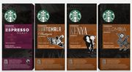 40 X Starbucks Coffee Nespresso Compatible Pods - 4 Flavours