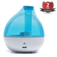 Ultrasonic Cool Mist Humidifier at Amazon