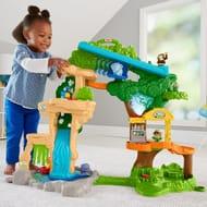 Fisher-Price Little People Share & Care Safari Playset - HALF PRICE
