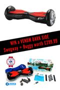 Win a Venom Dark Segway and Buggy worth £299.99