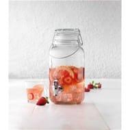 Alex Liddy Pave Glass Drink Dispenser 3.8L