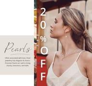 John Greed Jewellery - John Greed Pearls 20% OFF