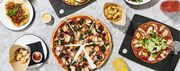 Any Starter plus Any Main for £14.95 for Fathers Day Weekend at Pizza Express