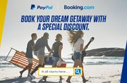 PayPal/Booking.com - £20 off When You Spend at Least £150 on Booking.com