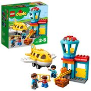 LEGO DUPLO My Town Airport Building Set