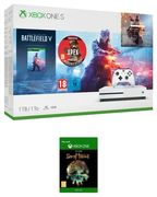 1TB Xbox One S with Battlefield V + Apex Legends FP + Sea of Thieves