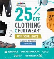 Cycle Republic - 25% off Selected Clothing | Use Code: NG25