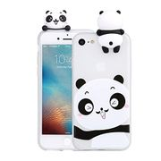 LAPOPNUT 3D Cartoon Panda Case for Apple iPhone 6 / 6S FREE DELIVERY