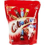 Celebrations 17%off Instore at B&M