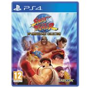 PS4 Street Fighter 30th Anniversary Collection £15.99 at Smyths