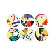 Fruity Coasters Set - Save £2