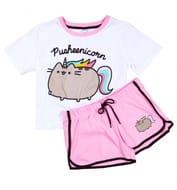 Women's Pusheenicorn Shortie Pyjama Set - Save £6