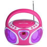 Pretty Pink CD Boomboxby Pretty Pink - Save £10