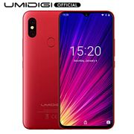 UMIDIGI F1Mobile Unlocked Dual 4G Smart Phone Sim Free Android Phone Red/Black