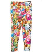 Shopkins Leggings Years 5-6 and 7-8 Left