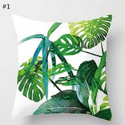 1 Pcs Synthetic Pillow Case, Printing