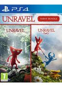 PS4 Unravel 1 & 2 Yarny Bundle £12.85 Delivered at Simplygames