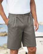 Cotton Traders   Elasticated Waist Shorts Half Price