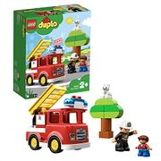 LEGO Duplo Town Fire Truck Building Blocks - Save £2