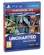 Uncharted Collection PlayStation Hits (PS4) - Save £4