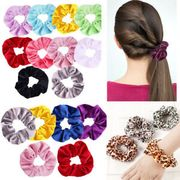 10PCS Velvet Hair Scrunchies