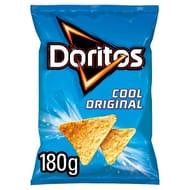 Doritos Cool Original Tortilla Chips 180 G