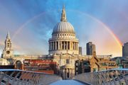 St. Paul's Cathedral - Priority Entrance & 24hr Hop-on Hop-off River Cruise Pass
