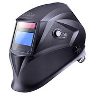 Welding Helmet - 4 Independent Shade Filter Sensors for Eye Protection