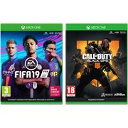FIFA 19 & Call of Duty: Black Ops 4 for Xbox One [Enhanced for Xbox One X]