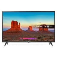 """LG 43UK6300PLB 43"""" UHD 4K HDR Smart TV - Freeview Play at Hughes"""