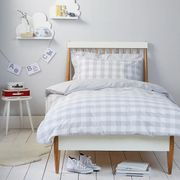 Gingham Bed Linen from £5.60 at the White Company