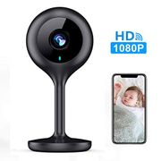 MECO ELEVERDE WiFi Baby Monitor Indoor Security Camera with Night Vision