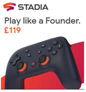 Stadia - Founders Edition - Pre-Order for November Release