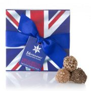 Montezumas Great British Pudding Truffles 230g